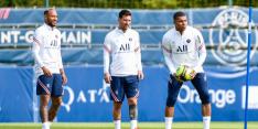 PSG treedt in Brugge voor het eerst aan met droomaanval