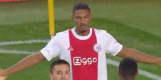 Haller bezorgt Ajax absolute droomstart in Lissabon