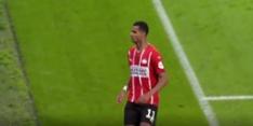 Video: Gakpo zet PSV op gelijke hoogte na prachtige assist Götze