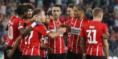 Koploper PSV treft Feyenoord; ook krakers in de topcompetities