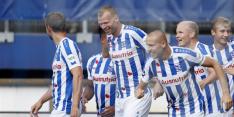 Veerman kopt Heerenveen langs Fortuna en verder de subtop in