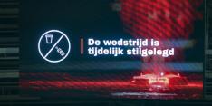 'Gestaakte wedstrijd krijgt mogelijk gevolgen voor Utrecht'