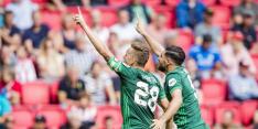 Feyenoord droogt PSV finaal af en helpt Ajax aan koppositie