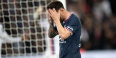 Domper Messi: voorlopig nog buitenspel bij Paris Saint-Germain