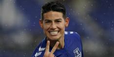 'Everton optimistisch om overbodige James alsnog te slijten'