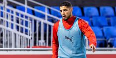 Jong PSV verliest, maar avond van Romero kan niet meer stuk