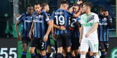 Koopmeiners debuteert met zege; Inter blijft ongeslagen