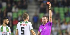 Te Wierik geschorst voor duel met Ajax: FC Groningen in beroep