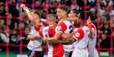 Feyenoord meldt zich in top Eredivisie na wereldgoal Linssen