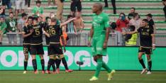 Trefzekere Stengs helpt Nice aan belangrijke zege in top Ligue 1