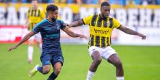 Vitesse weet niet te winnen door prachtgoal Seuntjens