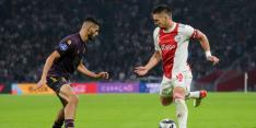 """El Hankouri en Buijs eerlijk: """"Kwaliteitsverschil met Ajax te groot"""""""
