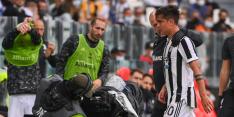 Huilende Dybala bezorgt Juventus tweede zege van het seizoen