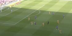 Oranje boven: Luuk de Jong maakt eerste Barcelona-goal na assist Dest