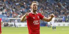 """Van Wolfswinkel claimt eigen goal Van Beek: """"Oneens!"""""""