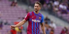 Dit is opstelling van Barça tegen Cillessen: eerste basisplek Fati