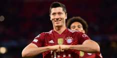 Lewandowski ademt na nieuwe glansrol in nek van Haller