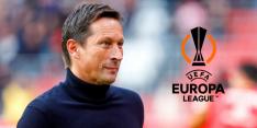 Schmidt noemt duel met Monaco crucialer dan Ajax