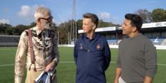 Video: Jan Smit nodigt Louis van Gaal uit voor bijzonder duel