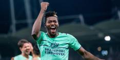 """Van Hanegem looft Sangaré: ''Gaat beter en beter worden"""""""
