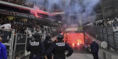 Wéér gaat het mis bij Marseille: duel met Galatasaray stilgelegd