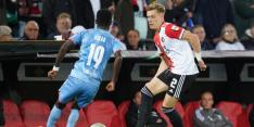 'Italiaanse scouts houden Feyenoord-revelatie in de gaten'