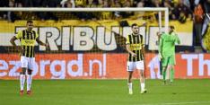 Vitesse krijgt te weinig met verlies tegen Rennes' tiental