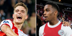 Guus Til en Jurriën Timber winnen Eredivisie-prijzen