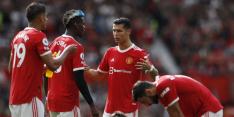 Frustrerende middag United, Ronaldo en Van de Beek