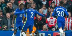 Chelsea ontsnapt dankzij schlemiel Ward-Prowse