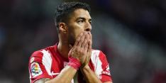 """Suárez bood excuses aan na goal: """"Barca heeft het zwaar"""""""