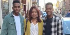 Video: moeder plaatst filmpje voor treffen tussen broers Timber