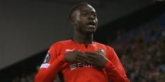 PSG doet Vitesse na en verslikt zich in stug Rennes