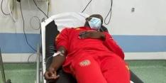 Bizarre taferelen: hele selectie Guinee-Bissau vergiftigd