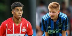 Vier Eredivisie-spelers prijken op prestigieuze talentenlijst