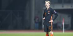 """Rep: """"Zowel Van Gaal als Koeman moet met De Jong aan de slag"""""""