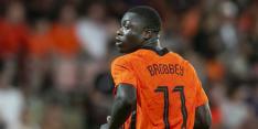 KNVB heeft slecht nieuws over geblesseerd geraakte Brobbey