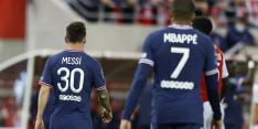 """Messi sprak niet met Mbappé over Real: """"Ik was er pas net"""""""
