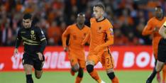 """Zelfvoldane Lang maakt veel indruk in Oranje: """"Lijkt op Van Persie"""""""