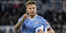 Inter slikt nederlaag in Rome en ziet Napoli uit zicht verdwijnen