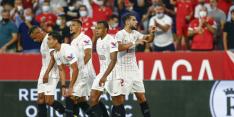 Koeman ziet Sevilla uitlopen door vervanger Luuk de Jong