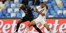 Bizarre serie: Napoli blijft foutloos in Serie A