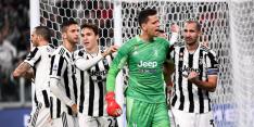 Juve dankzij curieuze goal langs Roma en Karsdorp