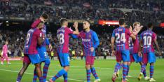 """Barça in 'sleutelweek' voor rest seizoen: """"Winnen was belangrijk"""""""