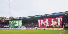 NEC moet op zoek naar ander stadion: Goffert voorlopig gesloten