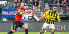 KNVB steunt beslissing voor dubieuze goal Vitesse