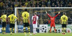 Zo verging het Ajax in het verleden tegen Borussia Dortmund