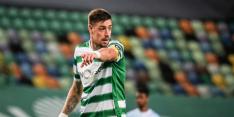 Sporting legt lichte druk bij Ajax na zege op Besiktas