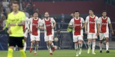 Ajax declasseert Dortmund en kan volgende ronde CL ruiken