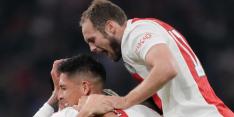 Duitse media verliefd op Ajax: 'Dortmund onder de bus gegooid'